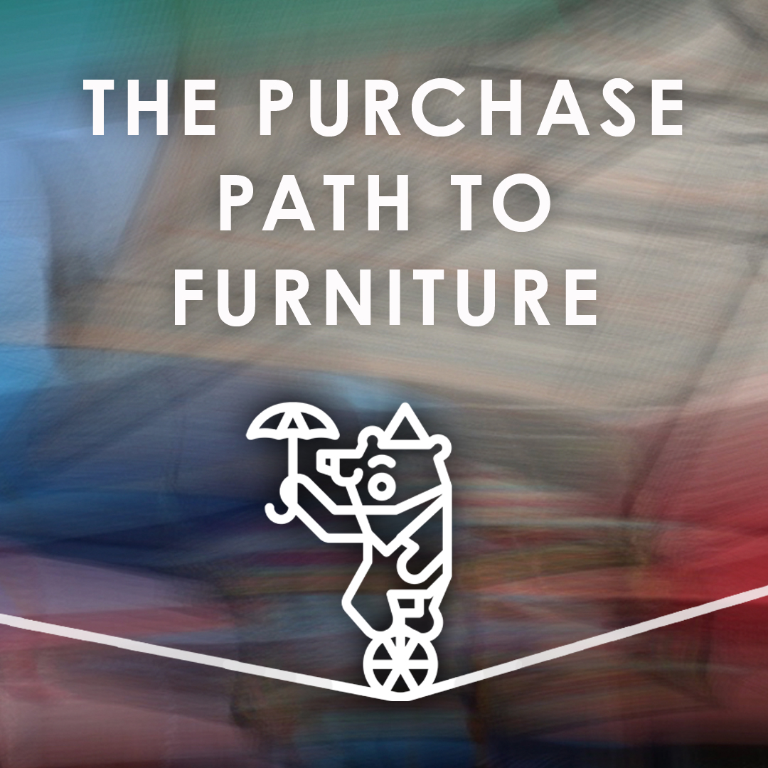 The Purchase Path to Furniture